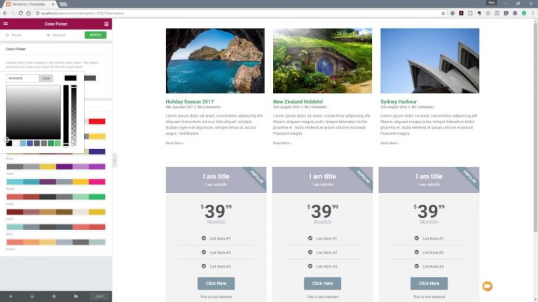 Master Your Color Palettes in Elementor for WordPress ?