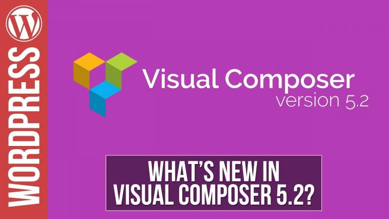Visual Composer 5.2 – What's New? – Sections & ZigZag Separator