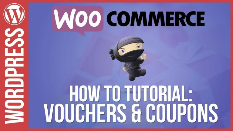 Woocommerce: How to Use Vouchers & Coupons