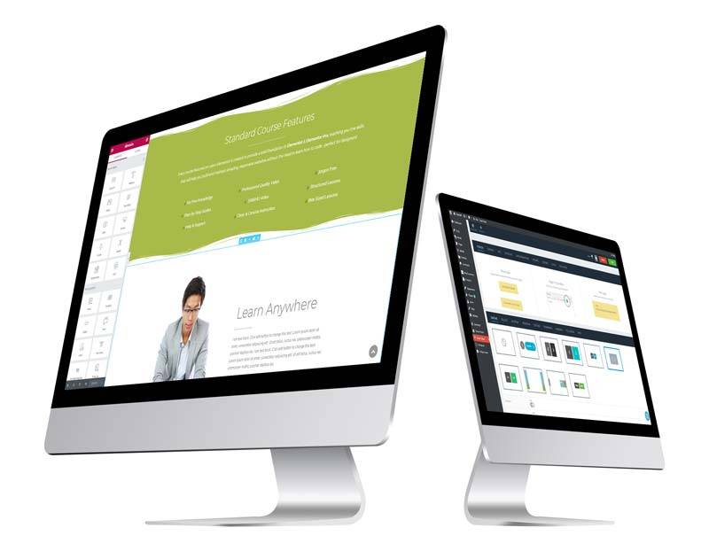Dual Screen WordPress