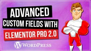 Advanced Custom Fields (ACF) & Elementor Pro 2.0