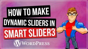 Smart Slider 3 Dynamic Sliders Tutorial