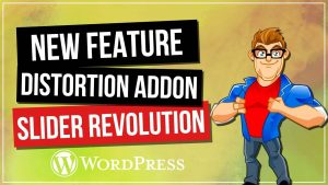 Slider Revolution 5.4 – Distortion Add-On