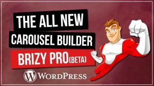 Brizy PRO Feature – Carousel Slider