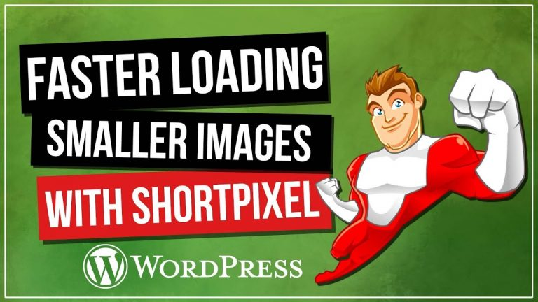 WordPress Image Optimization with ShortPixel