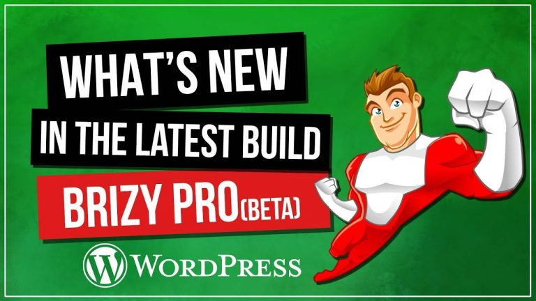 New in BRIZY PRO 0.0.3 Beta – Image Gallery Module