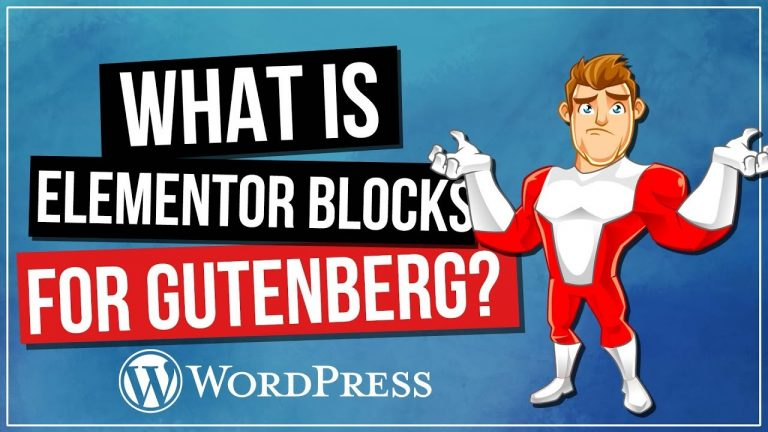What Is Elementor Blocks For Gutenberg? First Look!