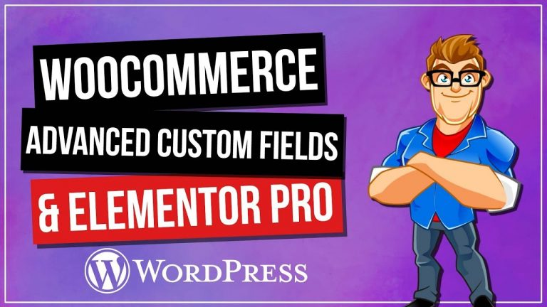 ACF WooCommerce Products Custom Product Pages   Elementor Pro