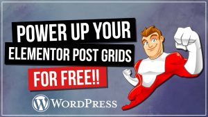 Elementor Post Grid FREE Plugin | Customize Your Post Grid TODAY!