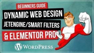 How To Create Dynamic WordPress Website   Jet SmartFilters & Jet Engine