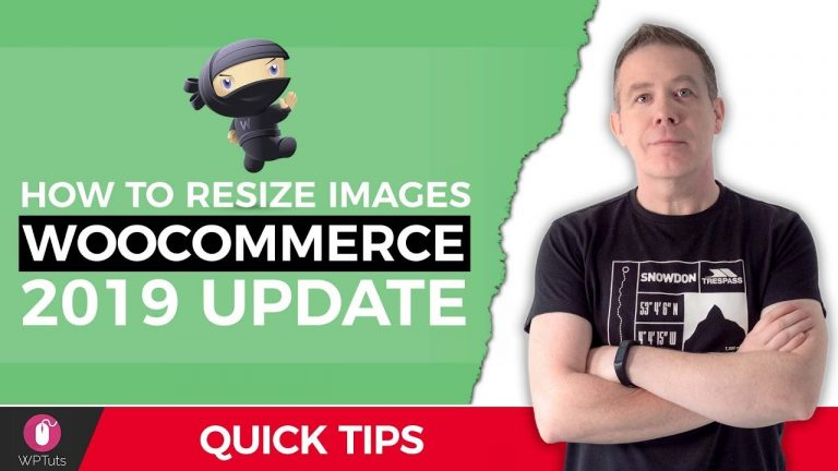 How To Resize Images In Woocommerce For WordPress 2019 UPDATE!