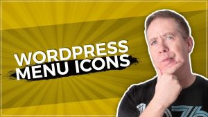 How To Add WordPress Menu Icons – Font Awesome 5