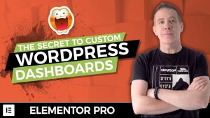 WordPress Dashboard Customization with Elementor Pro & White Label CMS!