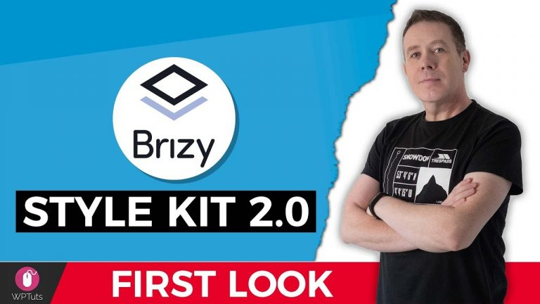 Brizy Page Builder – New Style Kits 2.0