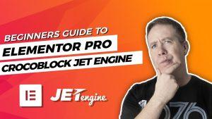 Dynamic WordPress Website Tutorial with JetEngine and Elementor Pro