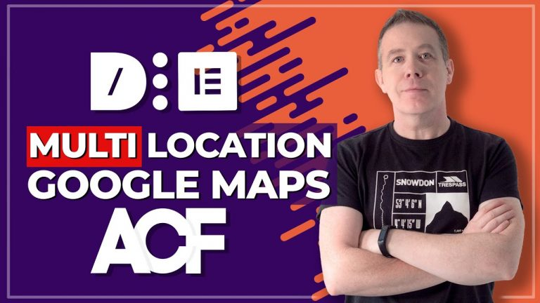 Multi-Location Dynamic Google Maps – Dynamic Content for Elementor