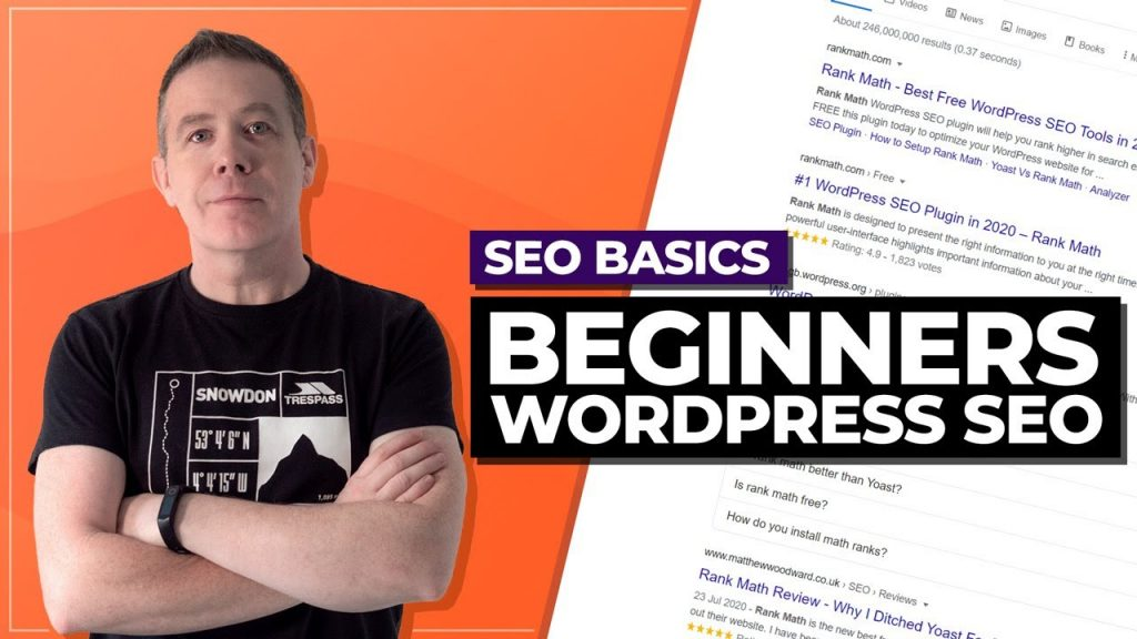 Beginners Guide to WordPress SEO