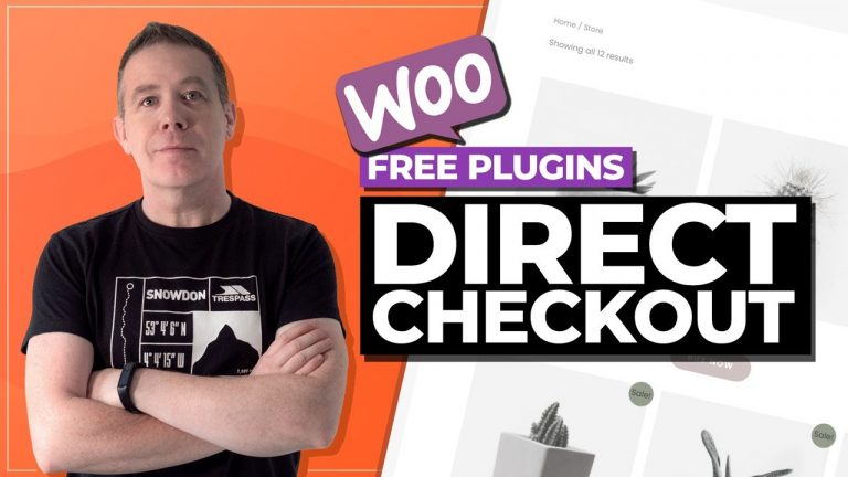 WooCommerce Direct Checkout – Faster Purchasing For Better Conversions!