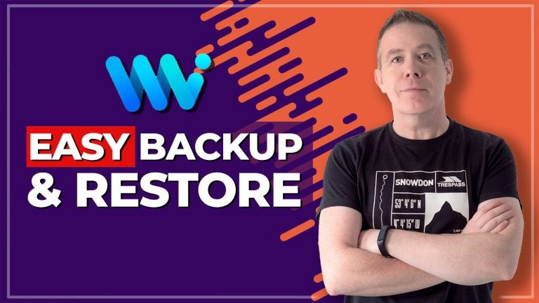 Easy WordPress Backup WPVivid Backup Pro