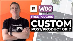 WordPress Post Grid with JetGridBuilder & Elementor
