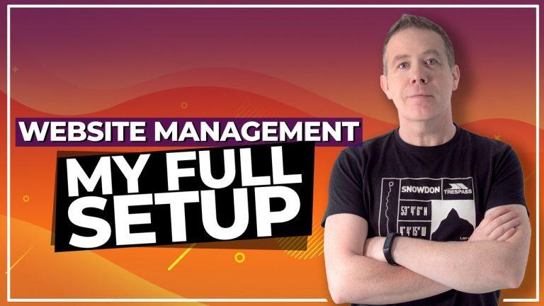 My Website Site Management Setup WPReset, MainWP & WP Vivid Backup Pro